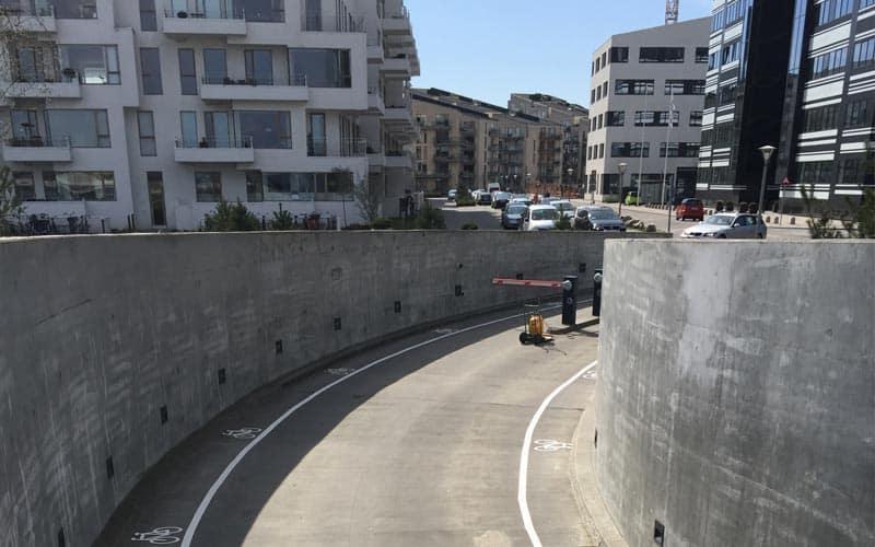 Vedligeholdelse af betonvej